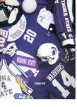 1992-1993 Winona State University: Football Program