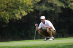 WSU Warrior Men's Golf Action Photograph 2008 by Andrew Nyhus and Winona State University