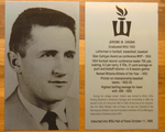 Jerome M. Grebin: Hall of Fame Inductee by Winona State University