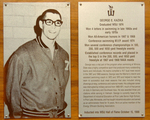 George E. Kazika: Hall of Fame Inductee by Winona State University