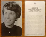 Barbara Knutson: Hall of Fame Inductee by Winona State University