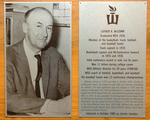 Luther A. McCown: Hall of Fame Inductee by Winona State University