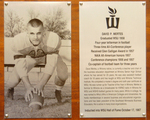 David P. Mertes: Hall of Fame Inductee by Winona State University