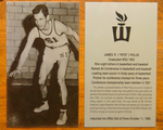 "James R. ""Pete"" Polus: Hall of Fame Inductee by Winona State University"