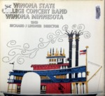 Winona State College Concert Band 1969 by Winona State College