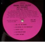 Winona State College Jazz Ensemble 1968-1969