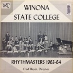 Winona State College Rhythmasters 1963-1964 by Winona State College