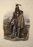 Abdih Hiddisch, A Minatarre Chief