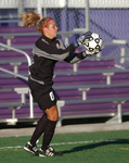 WSU Warrior Soccer Action Photograph 2005 by Winona State University