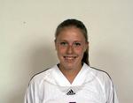 WSU Warrior Soccer Player - Lapolice - Portrait 2005 by Winona State University