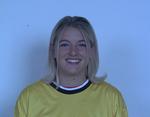 WSU Warrior Soccer Player - Meyers - Portrait 2006 by Winona State University