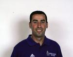WSU Warrior Soccer Head Coach - Ali Omar - Portrait 2009 by Winona State University