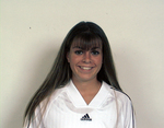 WSU Warrior Soccer Player - Rodell - Portrait 2013 by Winona State University