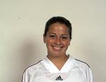 WSU Warrior Soccer Player - White - Portrait 2018 by Winona State University