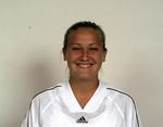WSU Warrior Soccer Player - Bell - Portrait 2022 by Winona State University