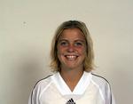 WSU Warrior Soccer Player - Gentile - Portrait 2028 by Winona State University