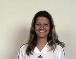 WSU Warrior Soccer Player - Grohman - Portrait 2029 by Winona State University