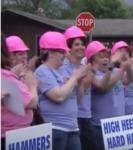 Habitat for Humanity Women Build by Hiawatha Broadband Communications - Winona, Minnesota