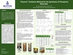 """""""Greener"""" Oxidation Method for the Synthesis of Phosphine Selenides"""