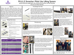 M.U.L.S. Stretcher: Multi Use Lifting System