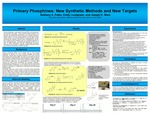 Primary Phosphines: New Synthetic Methods and New Targets
