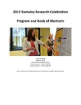 Program and Book of Abstracts: 2019 Undergraduate Research Celebration