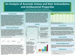 An Analysis of Aromatic Imine Antioxidant and Antibacterial Properties