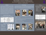 The Enabler: Design and Fabrication of an Assistive Walking Device with Wheels