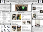 Design and Assembly of a Carbon Fiber Professional Scooter