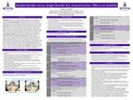 Double-Bundle versus Single-Bundle ACL reconstruction: Effects on