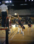 WSU Warrior Women's Volleyball Action Photograph 1999 by Winona State University