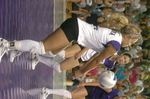 WSU Warrior Volleyball Action Photograph 2005 by Winona State University