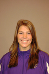WSU Warrior Women's Volleyball Player Portrait 2007 by Winona State University