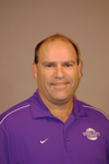 WSU Warrior Women's Volleyball Assistant Coach Portrait 2007 by Winona State University
