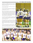 Winona State University 2017 Volleyball Program