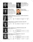 2010 Volleyball Program: Winona State University