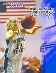 2008 Volleyball Program Covers and Inserts: Winona State University