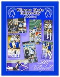 2007 Volleyball Program: Winona State University