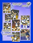 2007 Volleyball Program Covers and Inserts: Winona State University