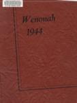 Wenonah Yearbook 1944