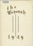 Wenonah Yearbook 1945