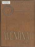 Wenonah Yearbook 1947 by Winona State Teachers' College
