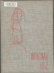 Wenonah Yearbook 1952
