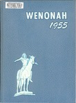 Wenonah Yearbook 1955 by Winona State Teachers' College