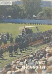 Wenonah Yearbook 1967 by Winona State College