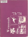 Wenonah Yearbook 1973 & 1974 by Winona State College