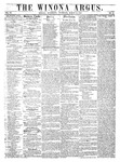 Winona Argus by William Ashley Jones & Company