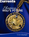 Winona Currents Annual Report 2015 by University Advancement - Winona State University