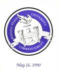 1990 Commencement Program: Winona State University by Winona State University