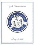 1994 Commencement Program: Winona State University by Winona State University